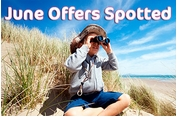 Park Holidays June offers