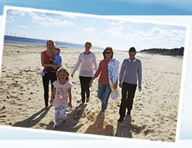 Park Resorts caravan holiday deals